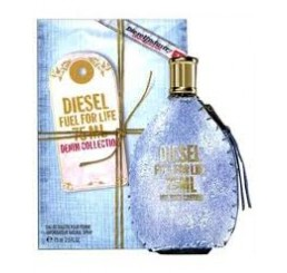 Fuel For Life Denim Collection edt 75ml