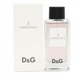 3 - L'Imperatrice Edt 100ml