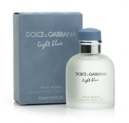Light Blue Pour Homme edt 40ml