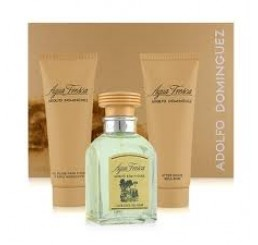 Set Agua Fresca edt 120ml + Gel 75ml + Balm 75ml