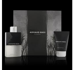 Set Armand Basi Homme Edt 125ml+Aftershave Balm 100ml
