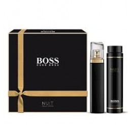 Set Boss Femme La Nuit edp 75ml + Body 200ml