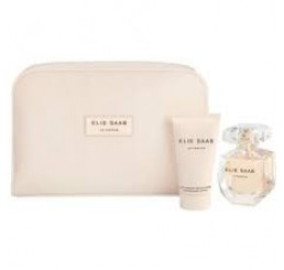 Set Elie Saab edp 50ml + body 75ml + neceser