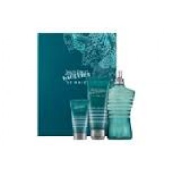 Set JPG Le male edt 125ml + Gel 75 + Balm 50