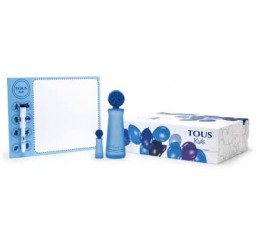 Set Tous Kids Boy edt 100ml + edt 4,5 ml + pizarra