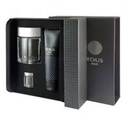 Set Tous Man edt 100ml + edt 4,5ml + after 150ml