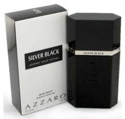 Silver Black Edt 50ml